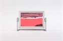 Obrazek A-030: Obrazek piaskowy oprawiony w ramę aluminiową (10x14 cm)