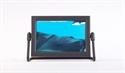 Obrazek P-012: Obrazek piaskowy oprawiony w ramkę plastikową (10x14 cm)